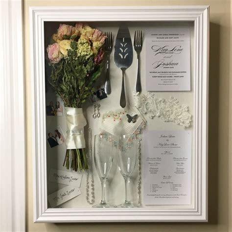 Best 25  Wedding shadow boxes ideas on Pinterest   Wedding