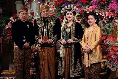 Indonesian President?s Daughter Received The Best Wedding