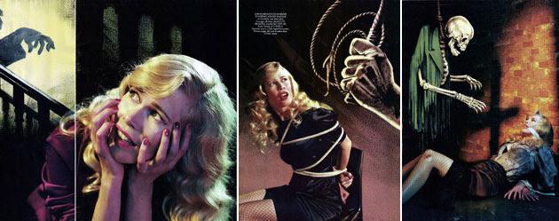 Claudia Schiffer, en las garras del arte moderno