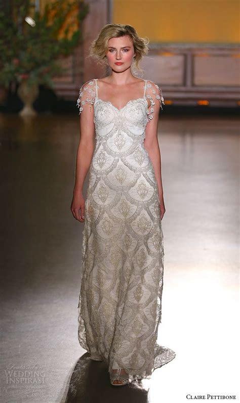 Claire Pettibone Fall 2016 Wedding Dresses ? The Gilded