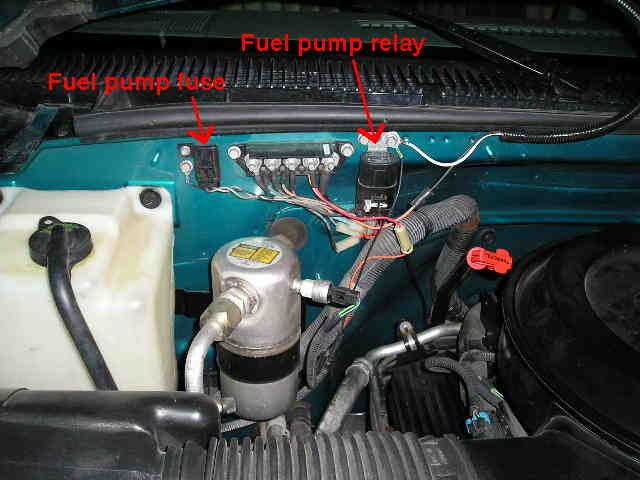 19 Beautiful 2001 Ford Ranger Fuel Pump Wiring Diagram