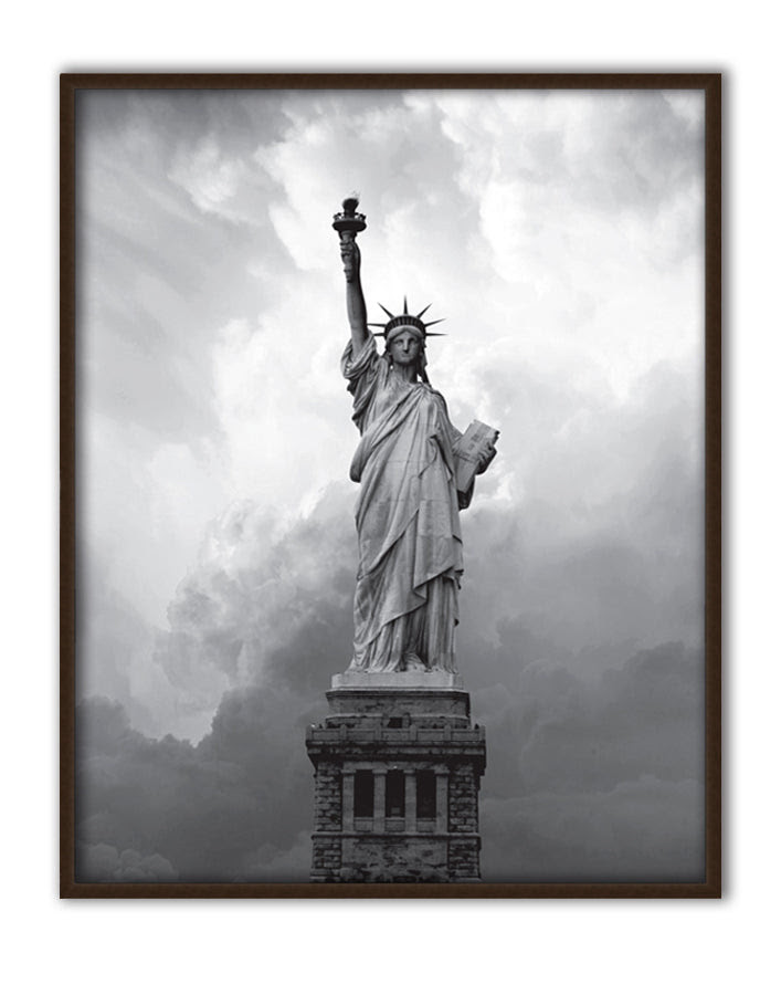 Majestic Lady Liberty Canvas Fairfield Art Publishing