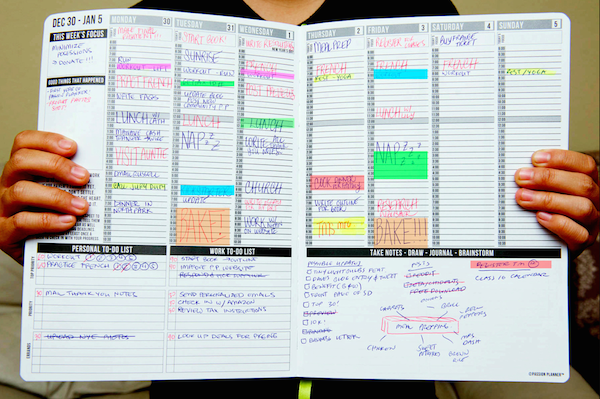The 5 Best Old-School Planners for Organized Freelancers   The ...