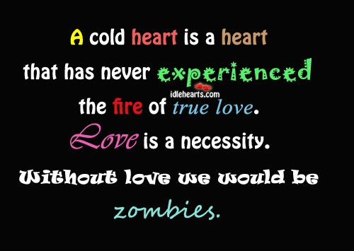 Cold Hearted Quotes Sayings Cold Hearted Picture Quotes