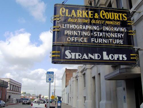 clarke & courts