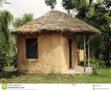 small house   village stock photo image