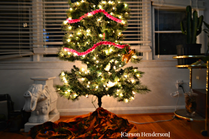 bohemian-home-decorated-christmas-tree