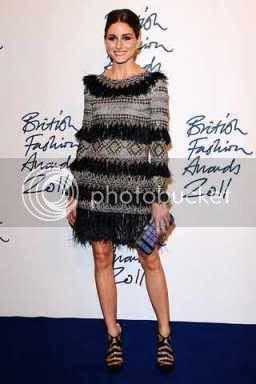 2011 British Fashion Awards: Winner and Fashion Styles