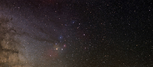 Ophiuchus / Scorpius / Libra by Nightfly Photography
