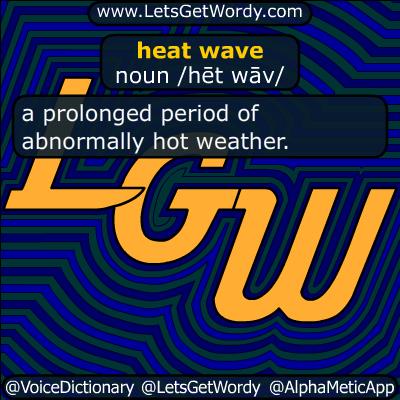 heat wave 07/24/2018 GFX Definition
