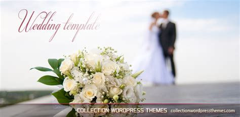 5 Beautiful Wedding PSD Templates For Free ? Best