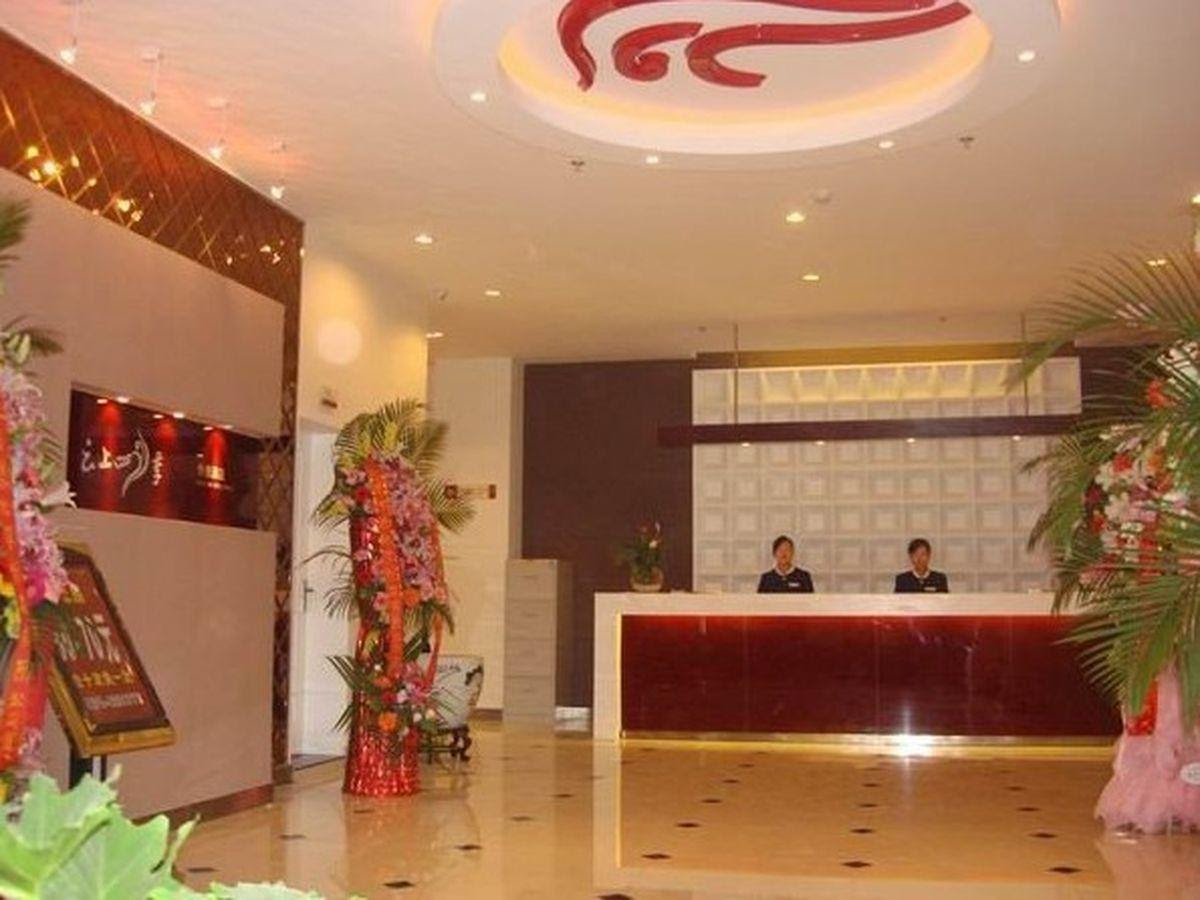 Review Fairyland Hotel Kunming West Station