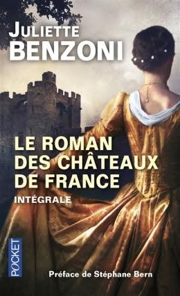 Couverture Le roman des Châteaux de France