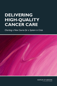 Cover Image: Delivering High-Quality Cancer Care: