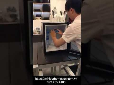 [Phúc Hòa] Tủ mát minibar Homesun có sẵn tại Hà Nội