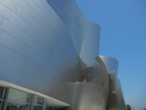 DSCN8641 _ Exterior, Walt Disney Concert Hall, Los Angeles, July 2013