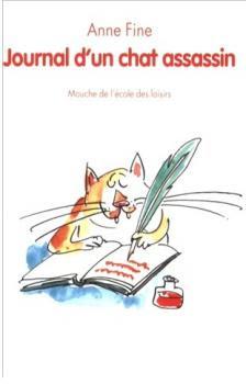 Couverture Journal d'un chat assassin