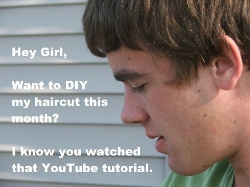 DIY Haircut
