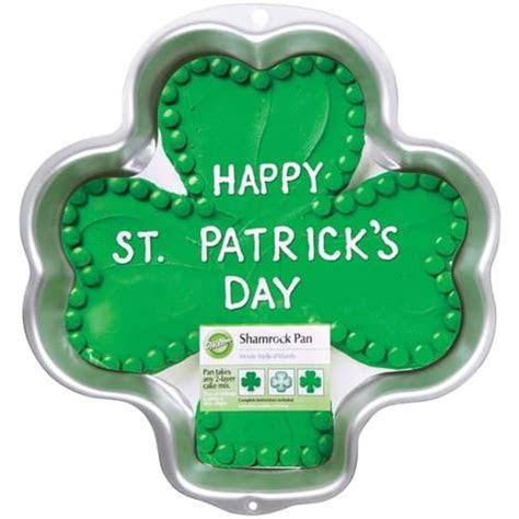 Fun St. Patricks Day Baking and Party Supplies   Creations