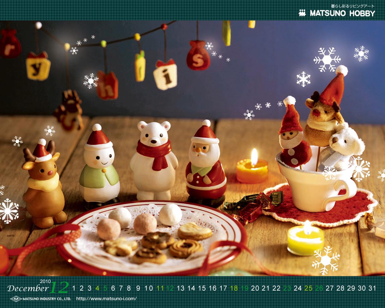海外ガールに人気 オシャレで可愛いクリスマス壁紙35選  - かわいいクリスマス壁紙