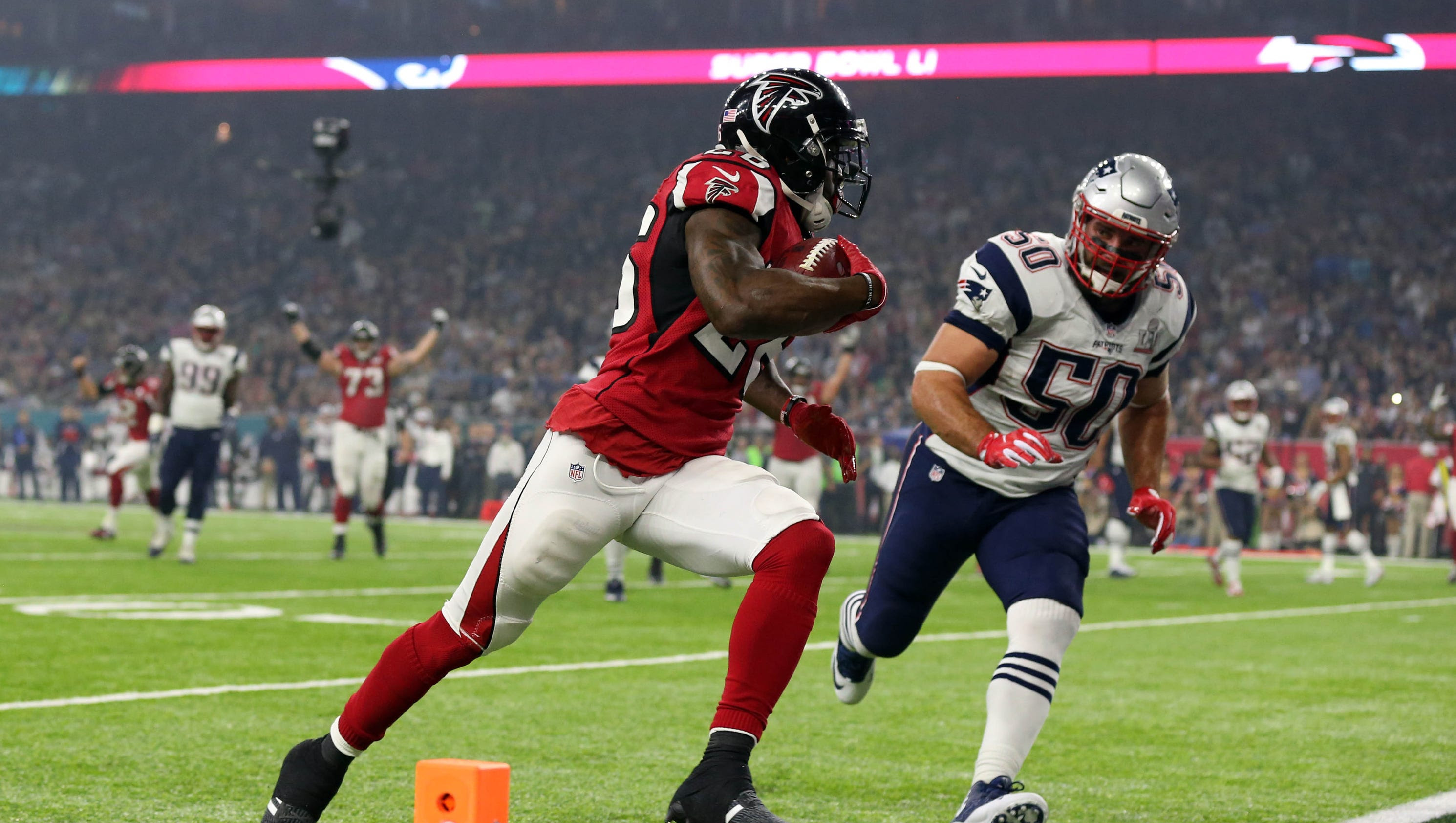 Super Bowl LI analysis: Falcons leading Patriots in second half