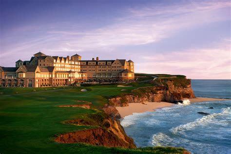Northern California Resorts   The Ritz Carlton, Half Moon Bay