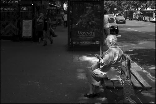 Boulevard du Montparnasse, Paris