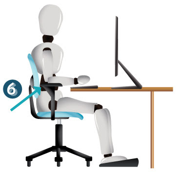 How to Adjust Office Chair Step 6