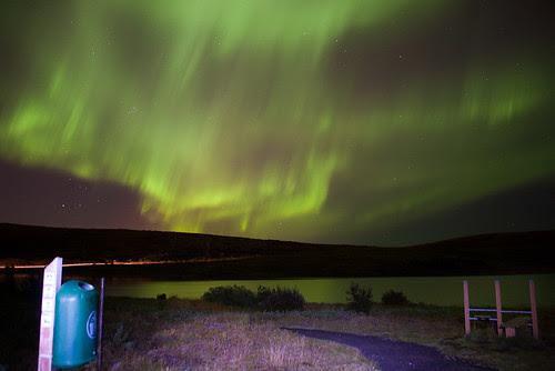 Aurora Borealis - Heiðmörk #2