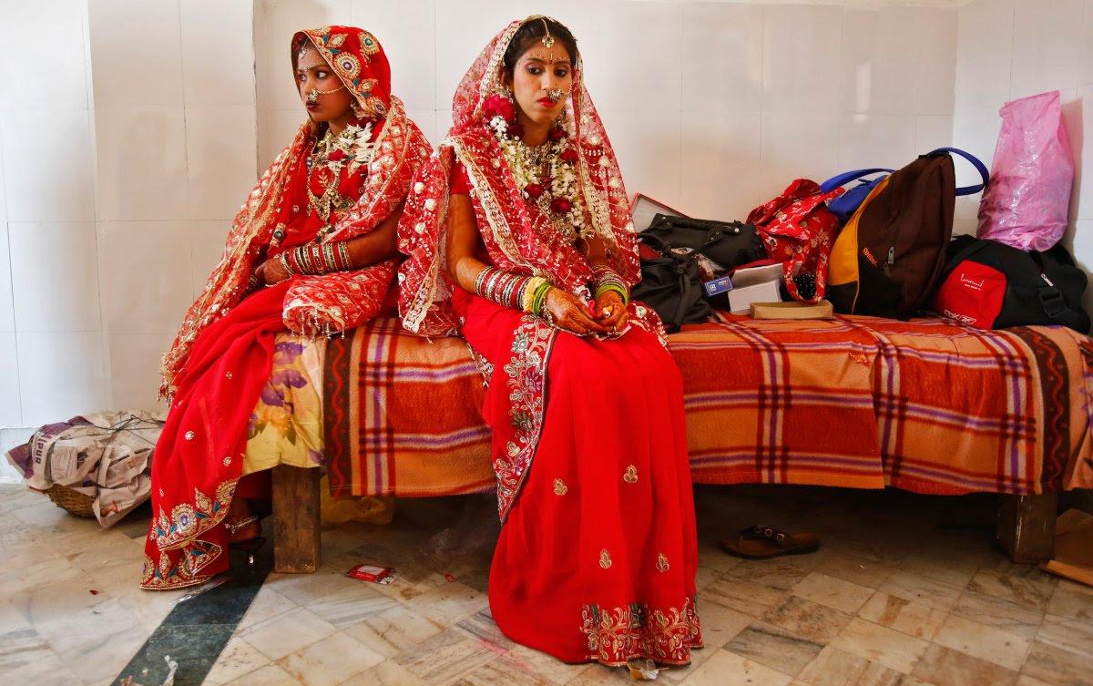 27 belas fotos de vestidos tradicionais de casamentos por todo o mundo 10
