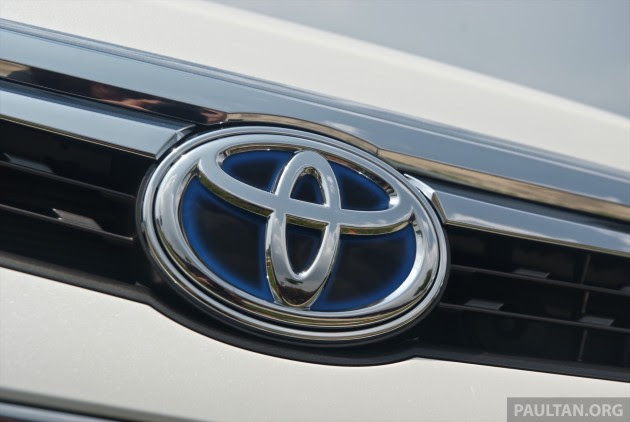 Toyota M'sian sales target revised lower to 90k units in