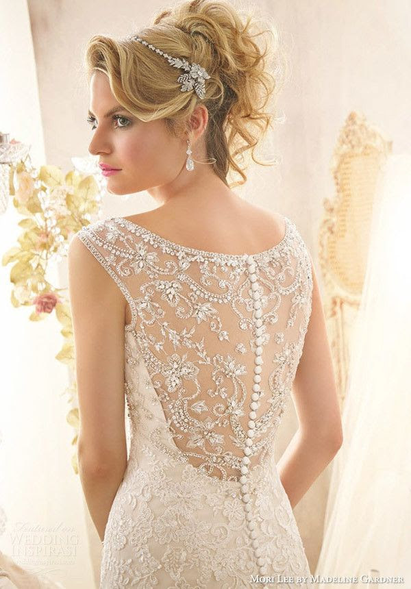 Mori Lee By Madeline Gardner Wedding Dresses Spring 2014