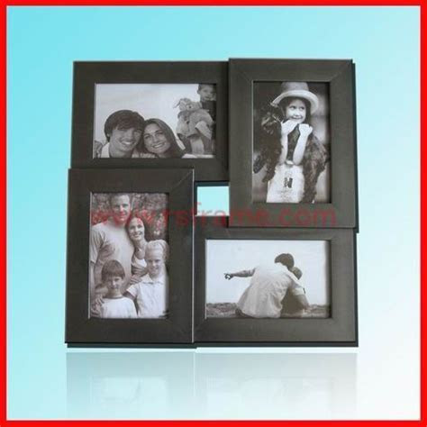 fashion wedding collage picture frames 4 opening