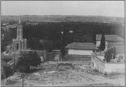 Cristo de la Vega (Antigua Basílica de Santa Leocadia) hacia 1933