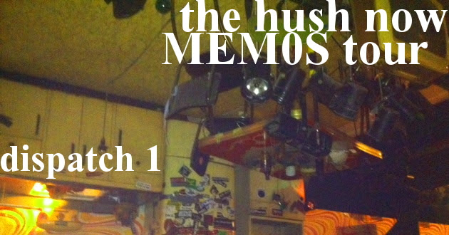 The Hush Now at The Bug Jar in Rochester