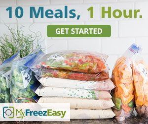 MyFreezEasy ~ Freezer Cooking Meal Plans!