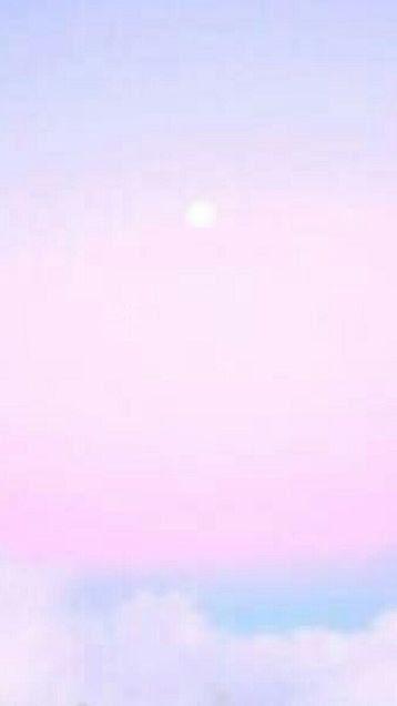 メルヘン 紫 ピンク 壁紙 素材 パステルカラー ゆめ