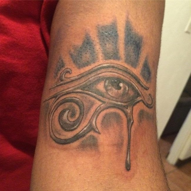 50 Ancient Eye Of Ra Tattoo Ideas Your Protection And Power