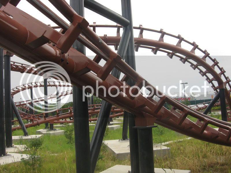 Eagles Roller Coaster