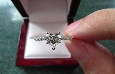 Heart Shaped Diamond Ring Designs (Newest Trends)