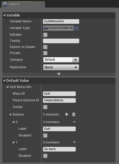 Coherent UI for Unreal Engine 4: Coherent UI for Unreal
