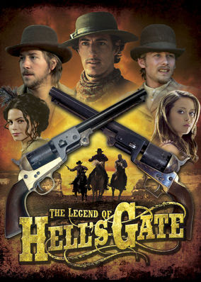Legend of Hell's Gate: An American..., The