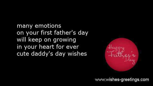 First Fathers Day Poem And 1st Father Day Gift Ideas