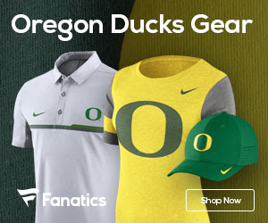 Oregon Ducks gear at Fanatics.com