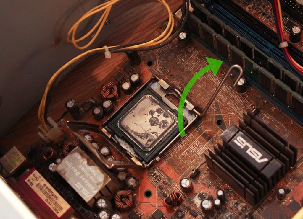 حل مشكلة ارتفاع درجة حرارة الكمبيوتر بالصور