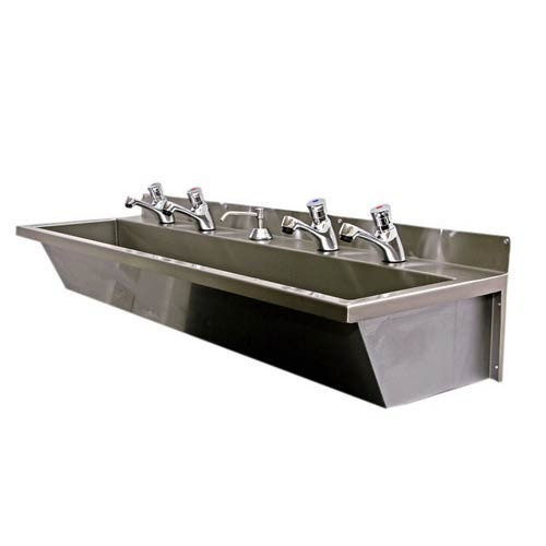 Stainless Steel Sink Ss Wall Mounted Sink Manufacturer From Coimbatore