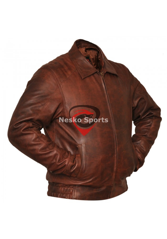 And vintage brown clearance leather men for women jackets occasion