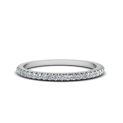 Thin Diamond Band   Fascinating Diamonds