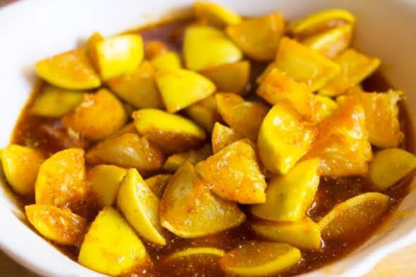 Lemon Pickle Nimboo Ka Achar Recipe Pakistani
