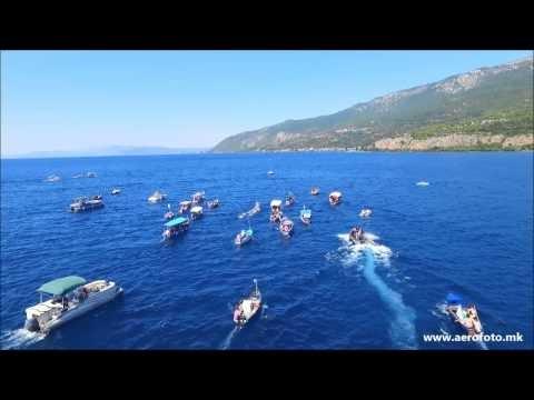 Ohrid swimming marathon 2015